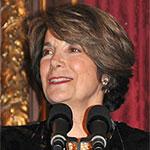 Headshot of Marjorie Margolies