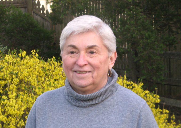 Headshot of Marcia Martin