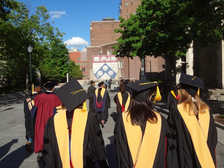 DSW graduates