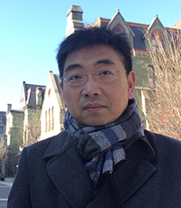 Chenyi Ma, PhD, MSW