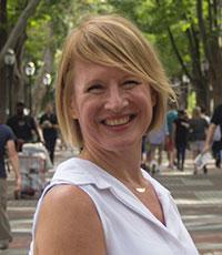 Headshot of Felicia Greenfield