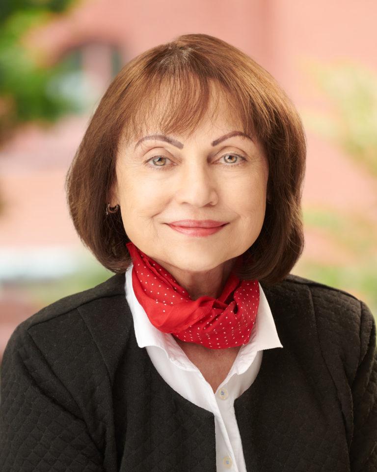 Headshot of Dr. Femida Handy