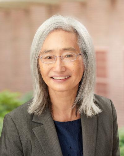 Headshot of Dr. Irene Wong