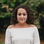 Headshot of Krista D'Amelio