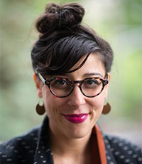 Headshot of Rebecca Alvarez