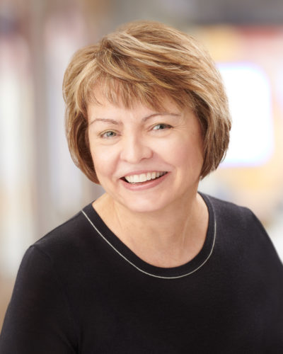 Headshot of Dr. Susan Sorenson