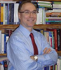 Headshot of Dr. Zvi Gellis