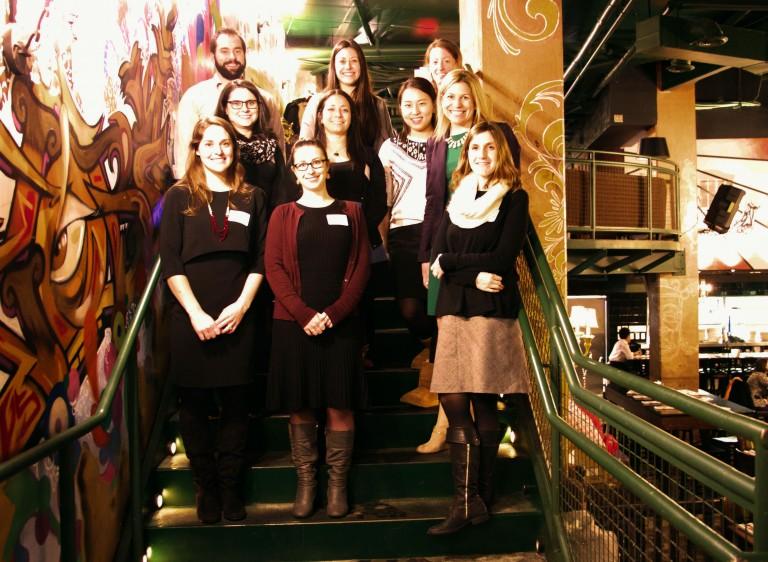MSSP alumni in Washington, DC.