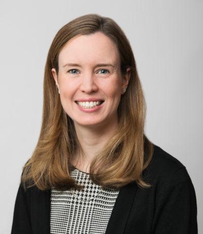 Anne Marie McGrory, MSSP'14
