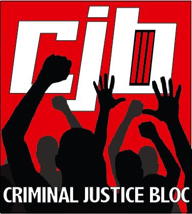 Criminal Justice Bloc logo