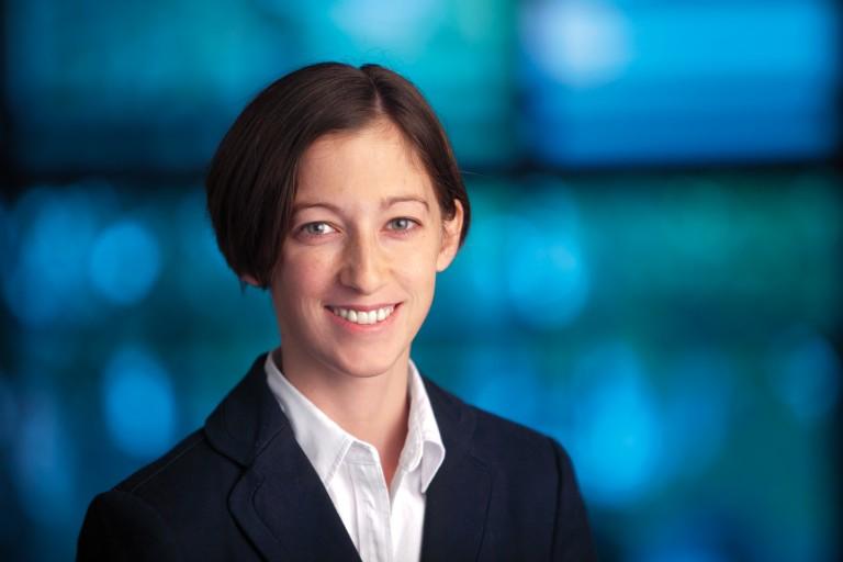 Headshot of Dr. Danielle S. Bassett