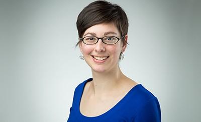 Headshot of Samantha Waxman