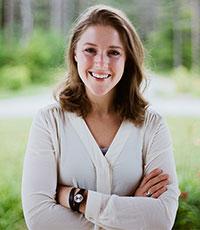 Headshot of Anna Dausman