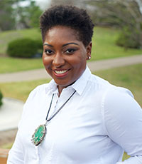 Headshot of Marquisha Lawrence Scott