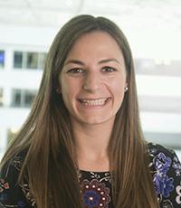 Headshot of Erica Sokol, NPL'16