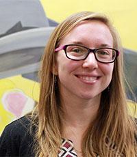 Headshot of Samantha Alarie-Leca, NPL class of 2013