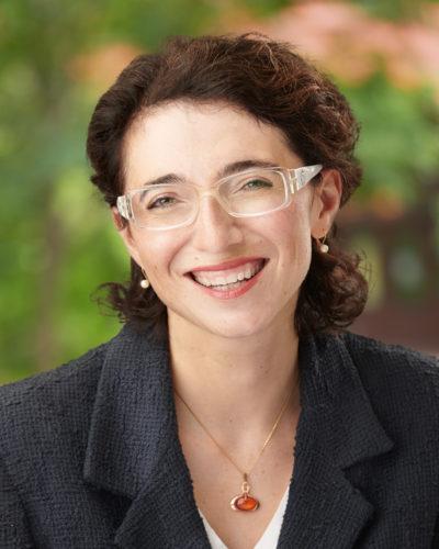 Headshot of Dr. Ioana Marinescu