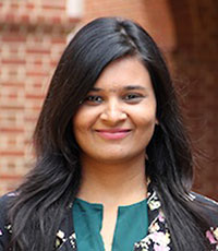 Headshot of Anandita Krishnamachari