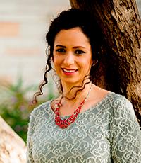 Headshot of Yael Itzhaki