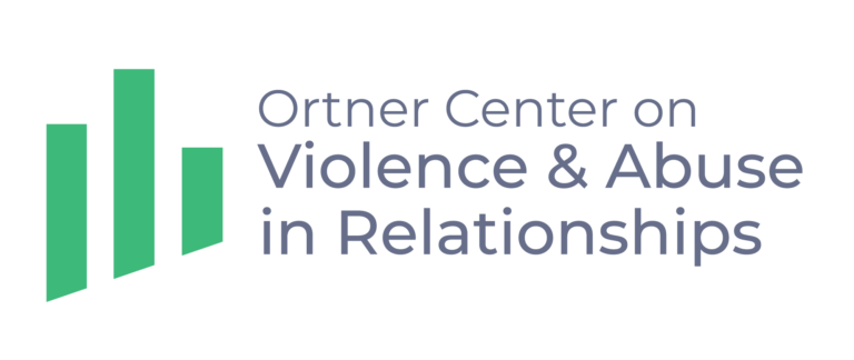 Logo of the Ortner Center on Violence & Abuse in Relationships