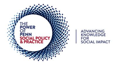 Power of Penn SP2 logo