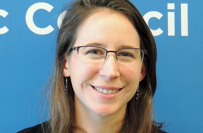 Headshot of Andrea Taylor