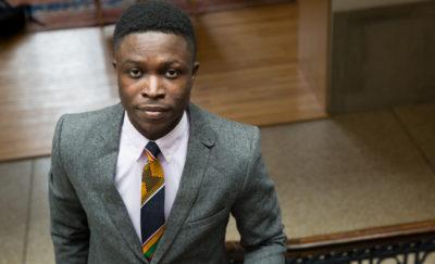 NPL student Shadrack Frimpong