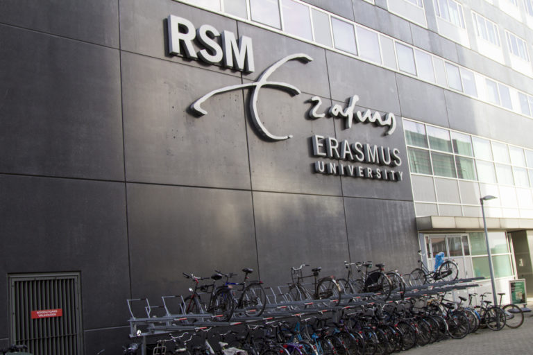 The RSM hotel in The Netherlands