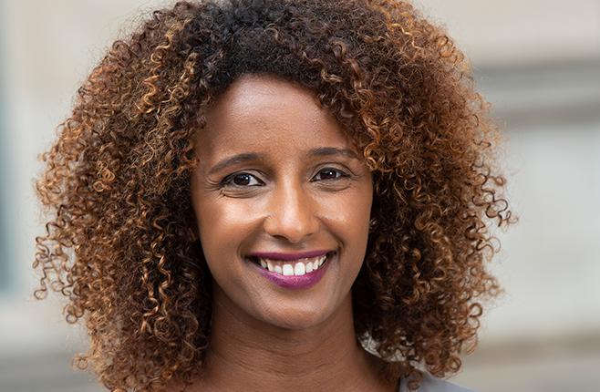 Headshot of Yodit Betru