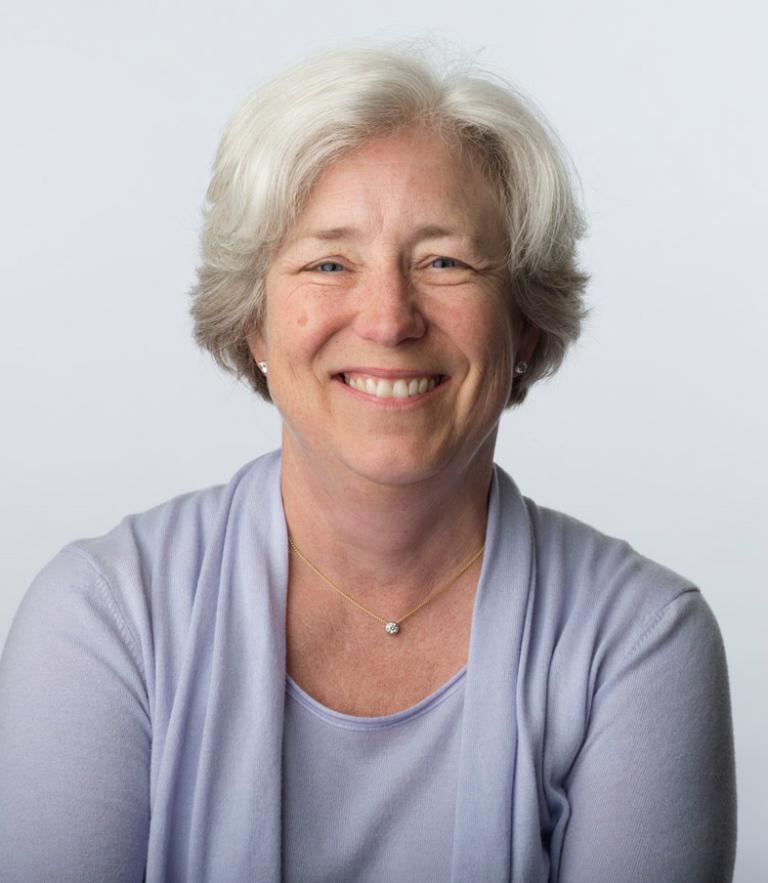 Headshot of Dr. Sally Bachman