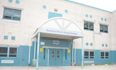 Image of the Kensington Health Sciences Academy