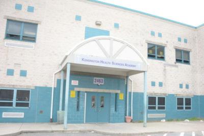 Image of the Kensington Health Sciences Academy