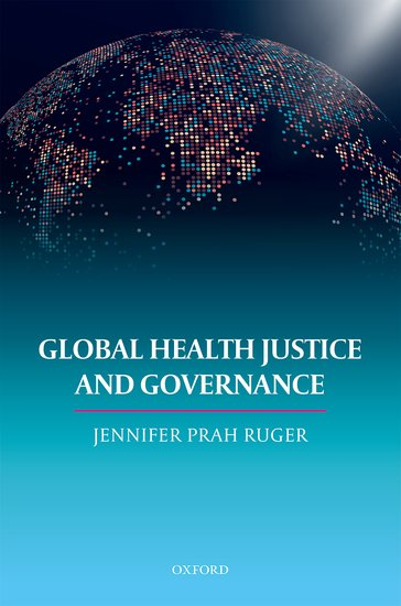 Cover of Global Health Justice and Governance