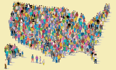 "Cover image for The Center for High Impact Philanthropy's ""We the People: A Philanthropic Guide to Strengthening Democracy"""