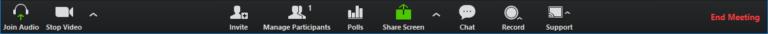 screen share screenshot