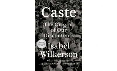 Image of Caste book cover